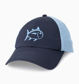SOUTHERN TIDE SKIPJACK FITTED PERFORMANCE TRUCKER HAT