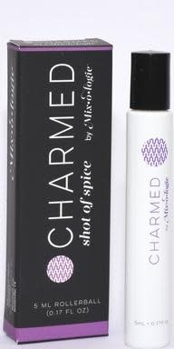MIXOLOGIE BLENDABLE PERFUME ROLLERBALL CHARMED