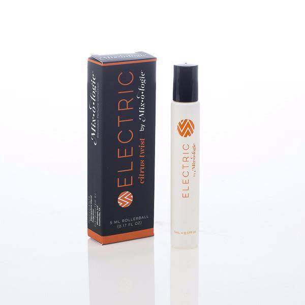 MIXOLOGIE BLENDABLE PERFUME ROLLERBALL ELECTRIC
