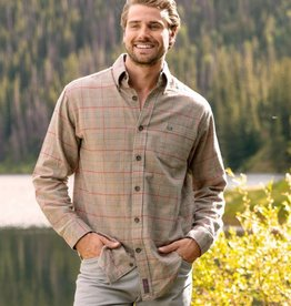 SOUTHERN MARSH MADISON HOUNDSTOOH FLANNEL