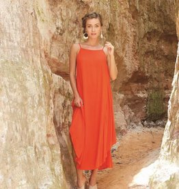 MUD PIE MICHAELA MAXI DRESS