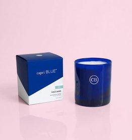 CAPRI BLUE VOLCANO SIGNATURE BOXED TUMBLER CANDLE