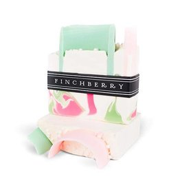 FINCHBERRY FINCHBERRY HANDCRAFTED VEGAN BAR SOAP- SWEETLY SOUTHERN