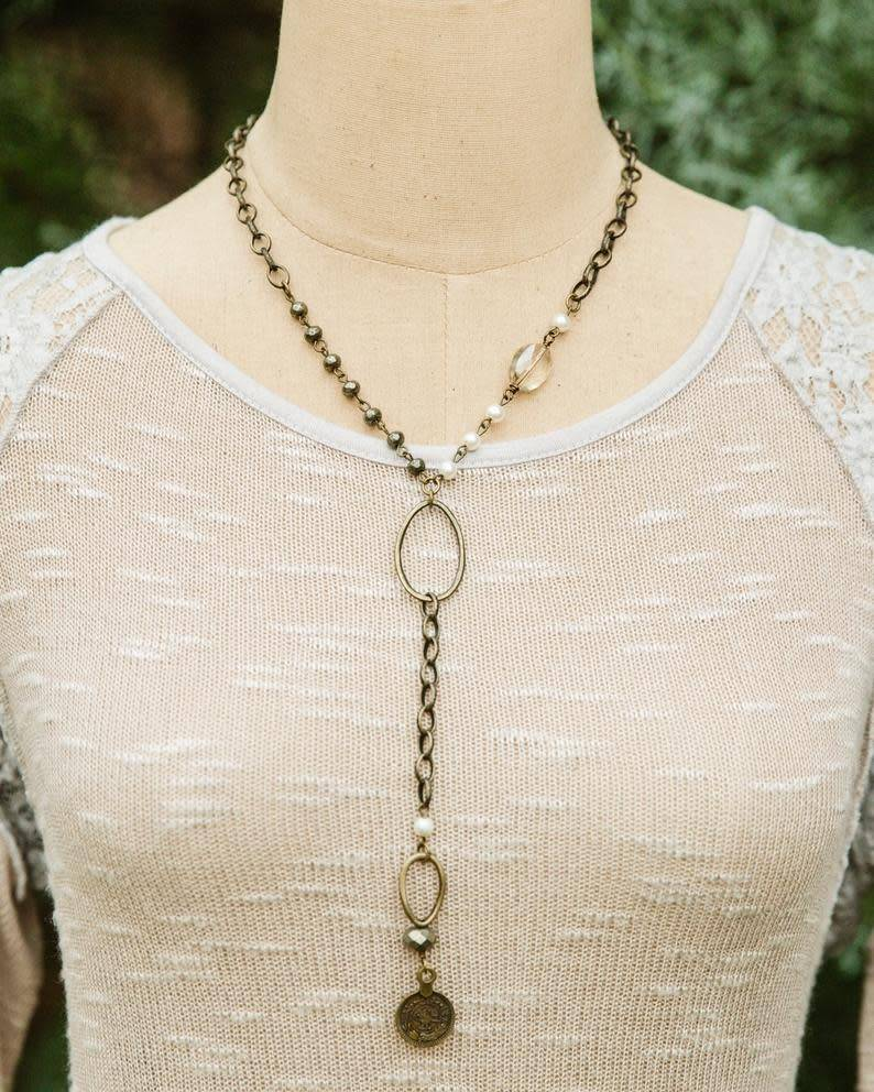 MACKENZIE MIDLENGTH NECKLACE