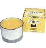 TYLER CANDLES 16 OZ STATURE PLATINUM ON GOLD