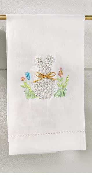 Easter French Knot Towels Urbane South