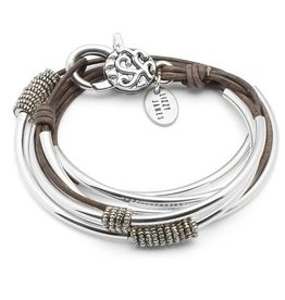 LIZZY JAMES STEVIE WRAP BRACELET/NECKLACE