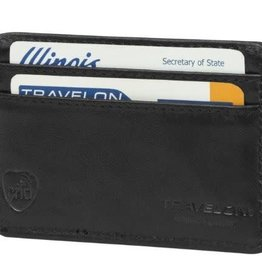 LEATHER RFID ID/CARD HOLDER