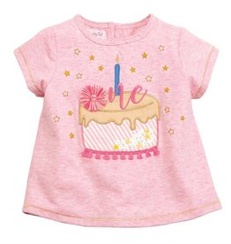 MUD PIE BIRTHDAY TEE- ONE