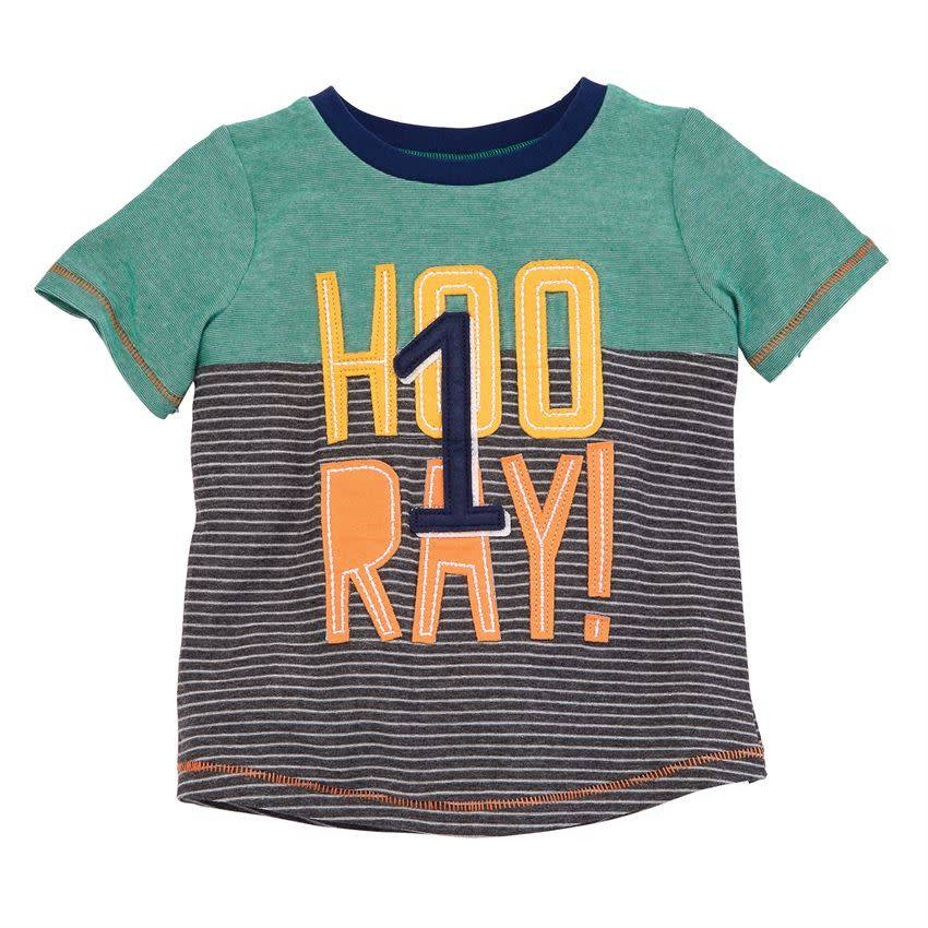 MUD PIE HOORAY TEE