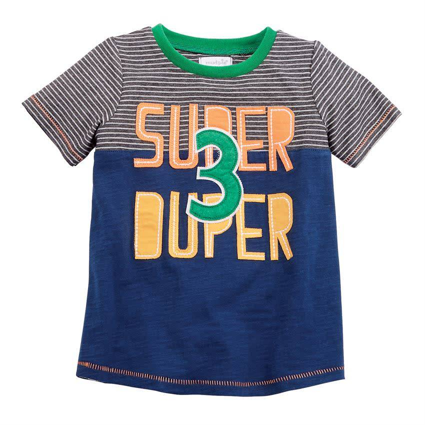 MUD PIE SUPER DUPER T-SHIRT