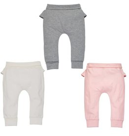 MUD PIE RUFFLE INFANT PANTS