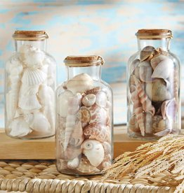 MUD PIE SEA SHELL BOTTLES