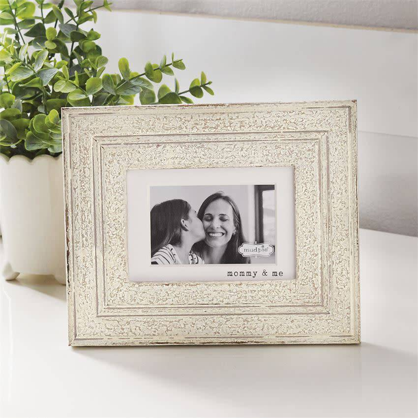MUD PIE MOMMY & ME WOODEN FRAME
