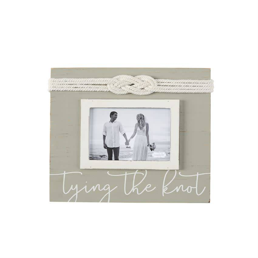 MUD PIE TYING THE KNOT FRAME