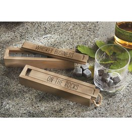 MUD PIE WHISKEY ROCK BOX SETS