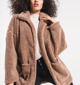 Z SUPPLY THE SHERPA TEDDY BEAR COAT