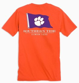 SOUTHERN TIDE SS GAMEDAY FLAG TSHIRT