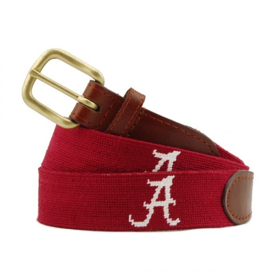 SMATHERS & BRANSON COLLEGIATE BELT-ALABAMA