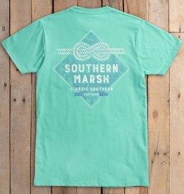 SOUTHERN MARSH BRANDING T-SHIRT- NAUTICAL KNOT