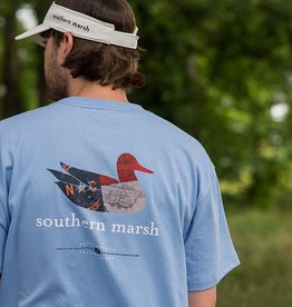SOUTHERN MARSH AUTHENTIC HERITAGE T SHIRT