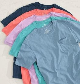 SOUTHERN TIDE BEACHWALKER GARMENT DYE T-SHIRT