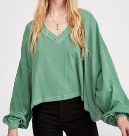 FREE PEOPLE BUFFY TEE