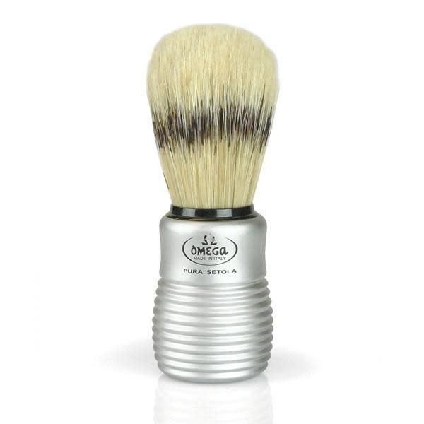 EUROPEAN SOAPS BOAR BRISTLE SHAVE BRUSH