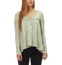 FREE PEOPLE DOWN UNDER HENLEY ARMY