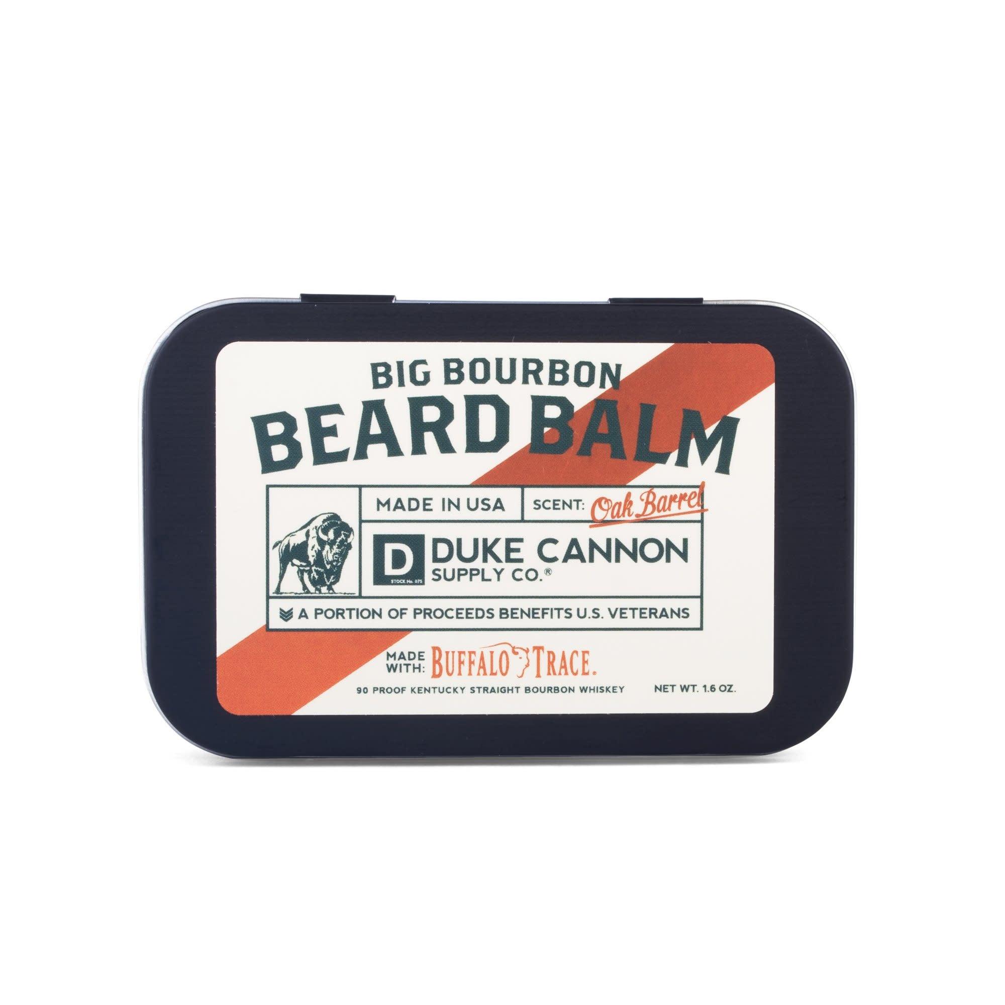 BUFFALO TRACE BOURBON BEARD BALM