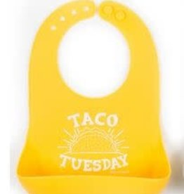 BELLA TUNNO wonder bib- taco tuesday