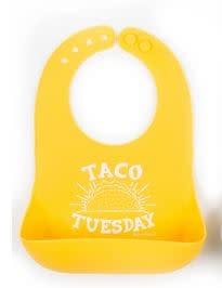 BELLA TUNNO wonder bib- taco tuesday
