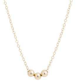 """ENEWTON 16"""" necklace gold- joy"""