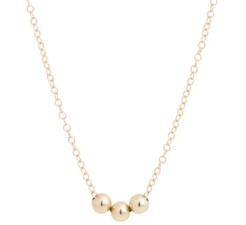 "ENEWTON 16"" necklace gold- joy"
