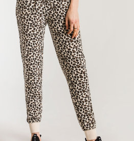 Z SUPPLY the multi leopard jogger
