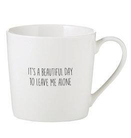 CAFE MUG- IT'S A BEAUTIFUL DAY