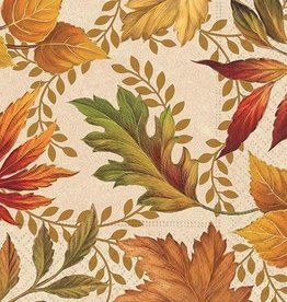 DESIGN DESIGN beverage napkin- autumn elegance