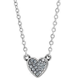 BRIGHTON chara heart necklace