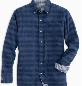 SOUTHERN TIDE gingham reversible sport shirt