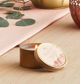 THYMES HEIRLUM PUMPKIN TRAVEL TIN CANDLE