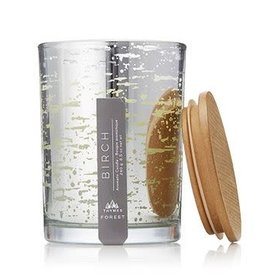 THYMES FOREST SMALL LUMINARY POURED CANDLE-BIRCH