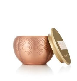 THYMES HEIRLUM PUMPKIN MEDIUM COPPER CANDLE