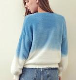 Tie dye ultra soft sweater