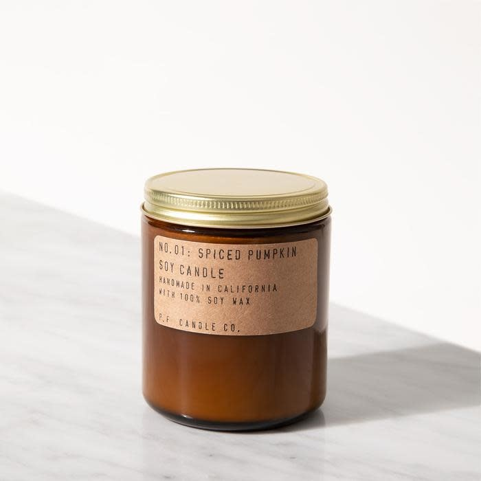 PF CANDLE CO Spiced Pumpkin Soy Candle