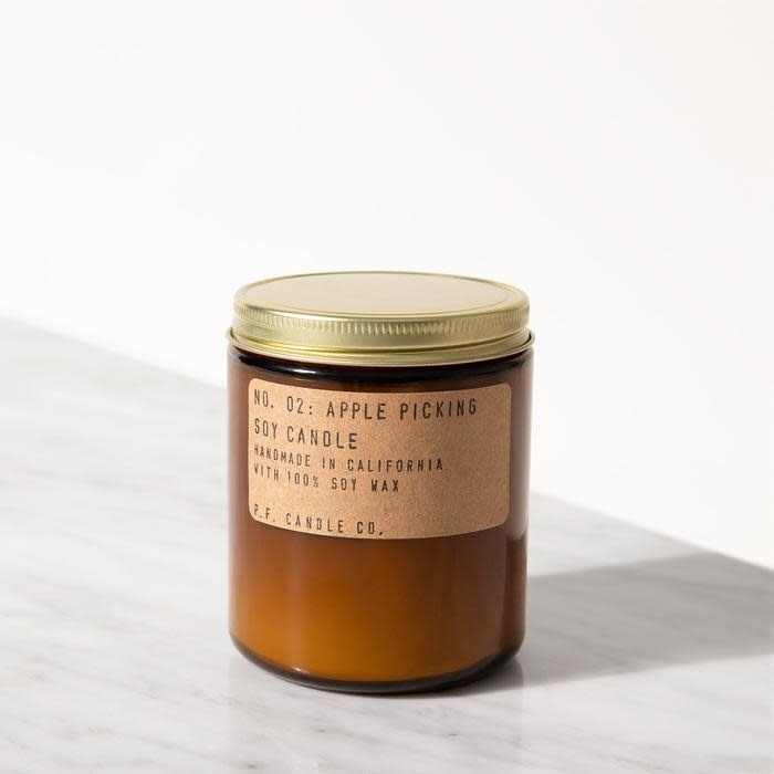 PF CANDLE CO Apple Picking Soy Candle