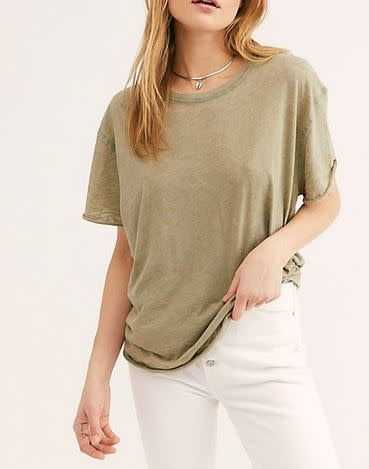 FREE PEOPLE clarity ringer