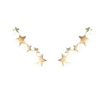 BBLILA STAR CLIMBER EARRINGS