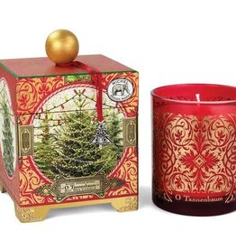 MICHEL DESIGN WORKS O tannenbaum 14 oz soy candle