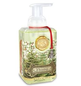 MICHEL DESIGN WORKS O tannenbaum FOAMING SOAP