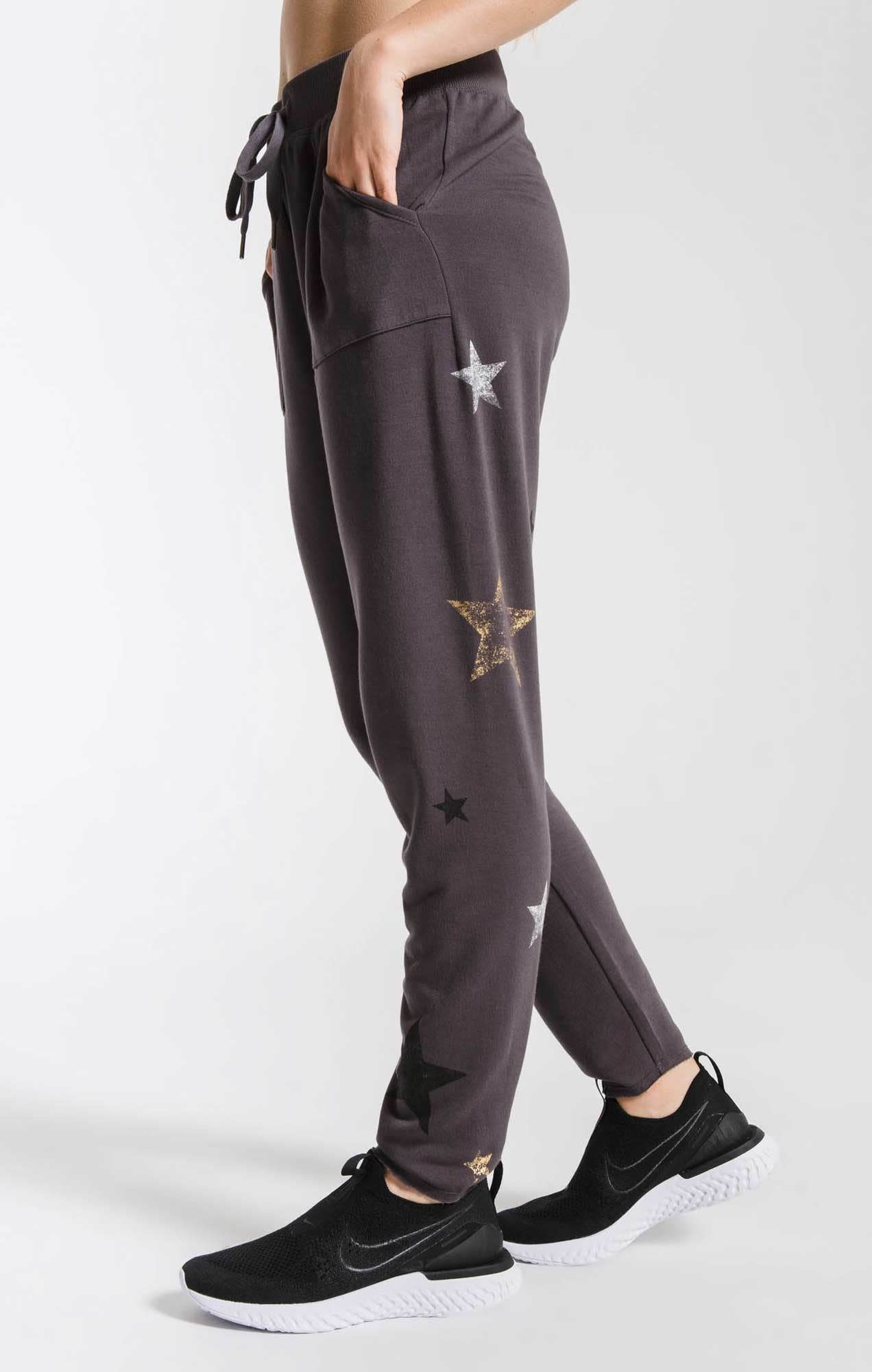 Z SUPPLY THE FOILED STAR JOGGER